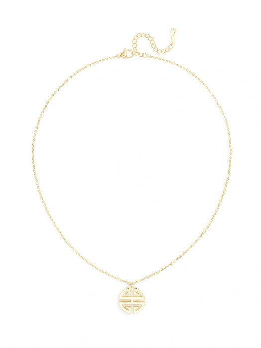 Royal Medallion Necklace