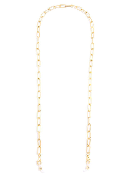The Paperclip Lanyard | 18K Gold-Necklace-Southern Bale