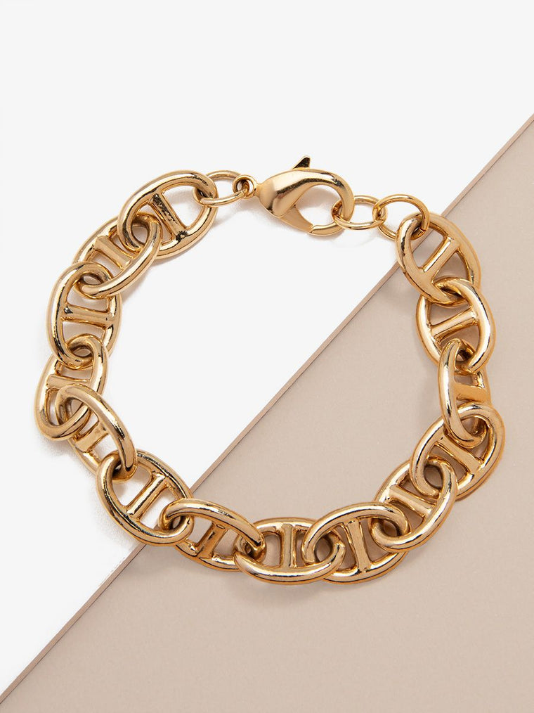 The Mariner Bracelet | 18k Gold