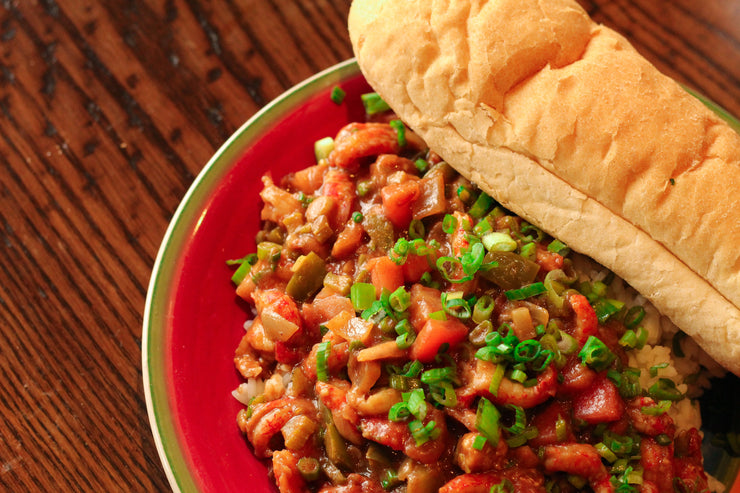 Crawfish Etouffee Single Serving
