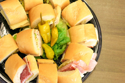 Fino's Sandwich Tray (feeds 8 to 11 people)