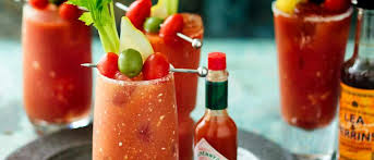 (Hot Brunch Add On) Bloody Mary Half Gallon