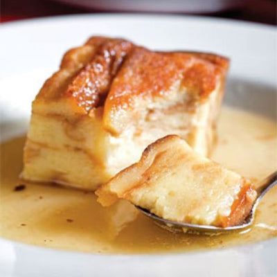 (Hot Food) Bread Pudding