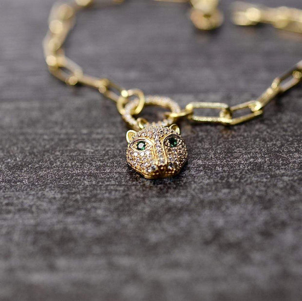 Saffy Jewels Bracelets Jaguar Link Bracelet