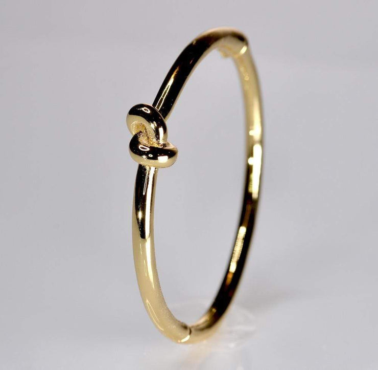 Saffy Jewels Bracelets Knot Gold Bracelet Yellow BGN06100