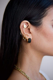 Saffy Jewels Earrings Huggie CZ hoops earring