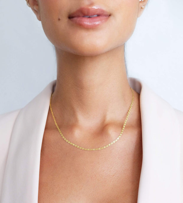Saffy Jewels Necklaces Dainty Mariner Chain