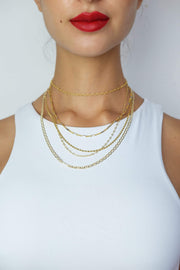 Saffy Jewels Necklaces Mariah Dainty Chain