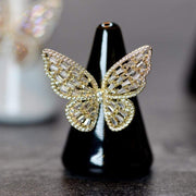 Saffy Jewels Rings Amal butterfly Ring