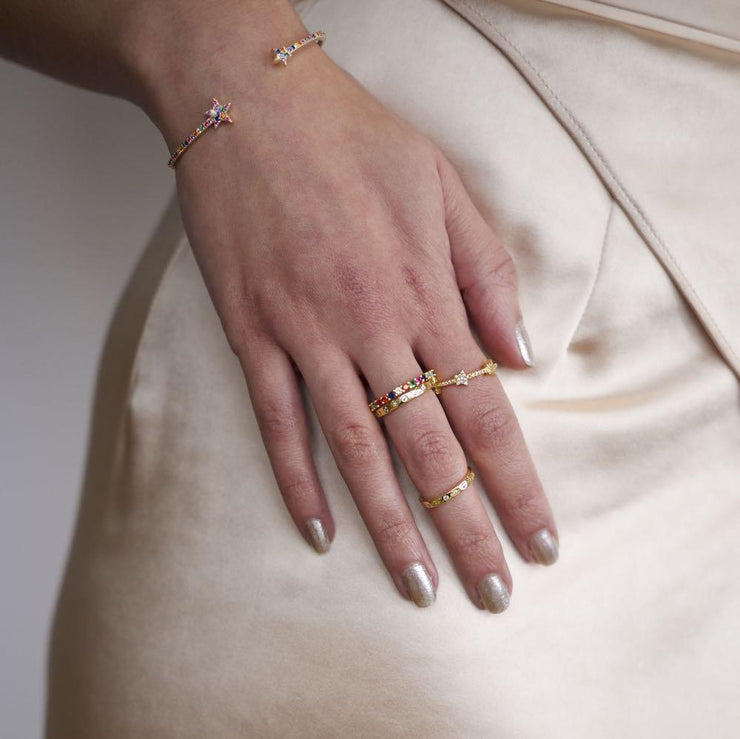 Saffy Jewels Rings Star Ring