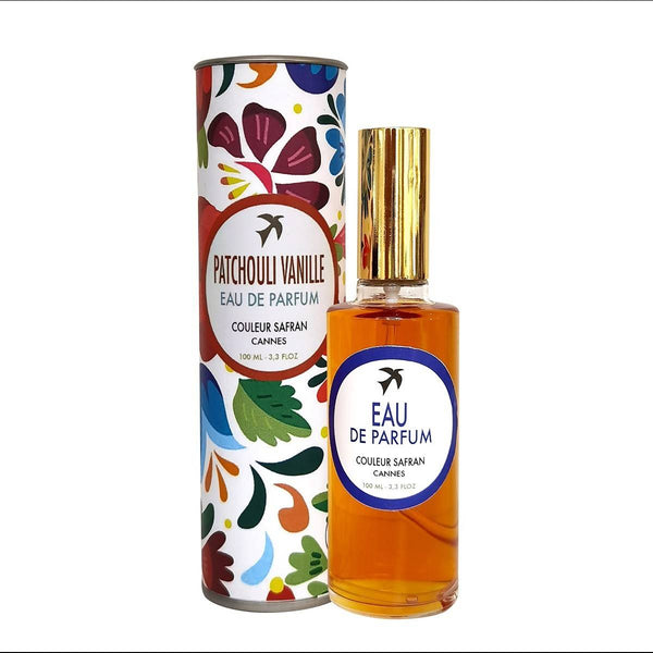 Lot de 3 - Patchouli Vanille Made in Grasse / EDP 100 ml