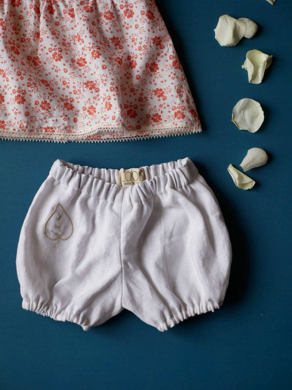 Top & bloomer LILAS love - 6M