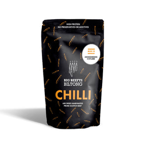 Chilli Biltong Snack Bag - 35g