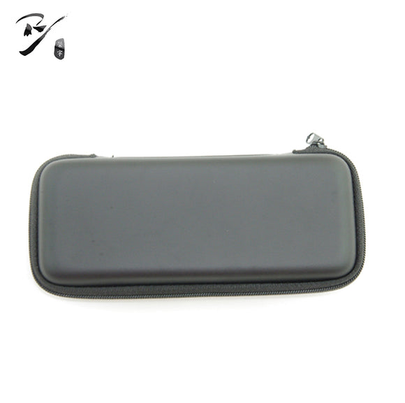 Rectangular EVA glasses case with zipper