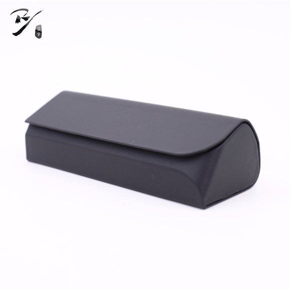 Top opening taper shaped handmade glasses case