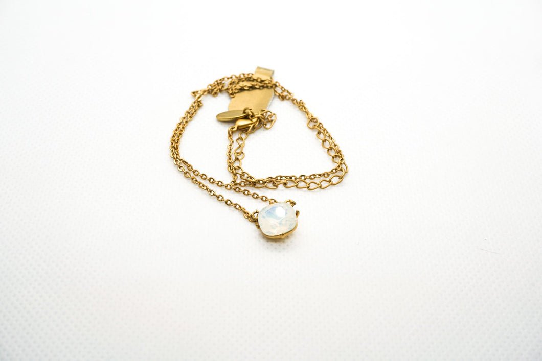 Farmhouse Ivory Diamond Necklace