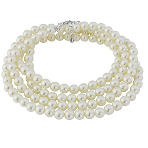 Armbånd Sassb-Br14 Luxe Pearl
