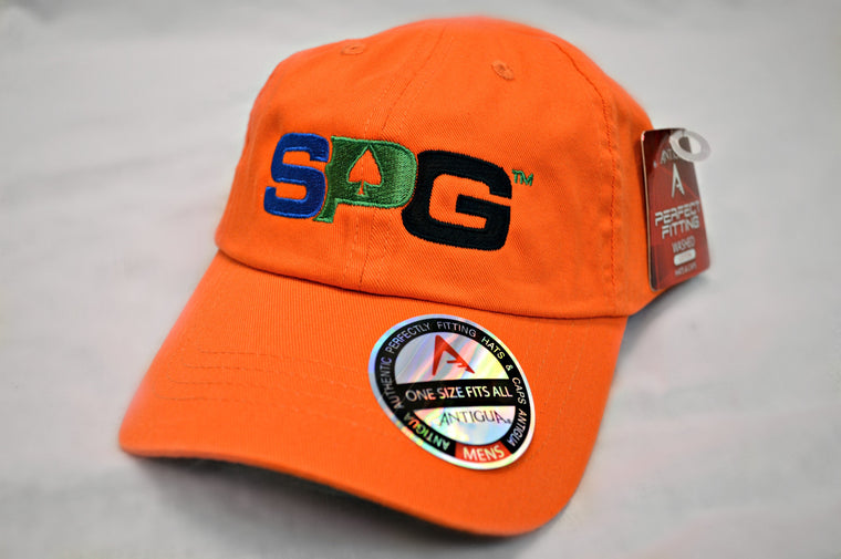 "Original ""SPG"" Logo Cap - Suited Poker Gear"