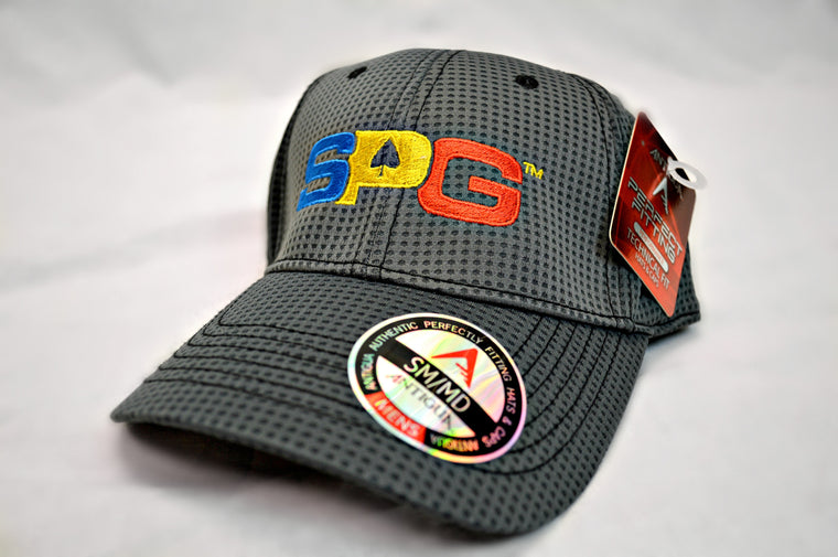 """SPG"" Impressions Hat - Suited Poker Gear"