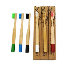 Laden Sie das Bild in den Galerie-Viewer, Bamboo Toothbrush for Kids