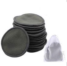 Load image into Gallery viewer, Reusable Bamboo Cotton Make Up Remover Pads