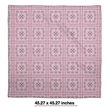 Load image into Gallery viewer, Pattern in Pink Scarf