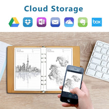Load image into Gallery viewer, Erasable Notebook with Cloud Storage