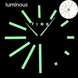 27 different designs Luminous Wall Clock
