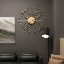 Load image into Gallery viewer, Nordic Wall-Mounted Clock