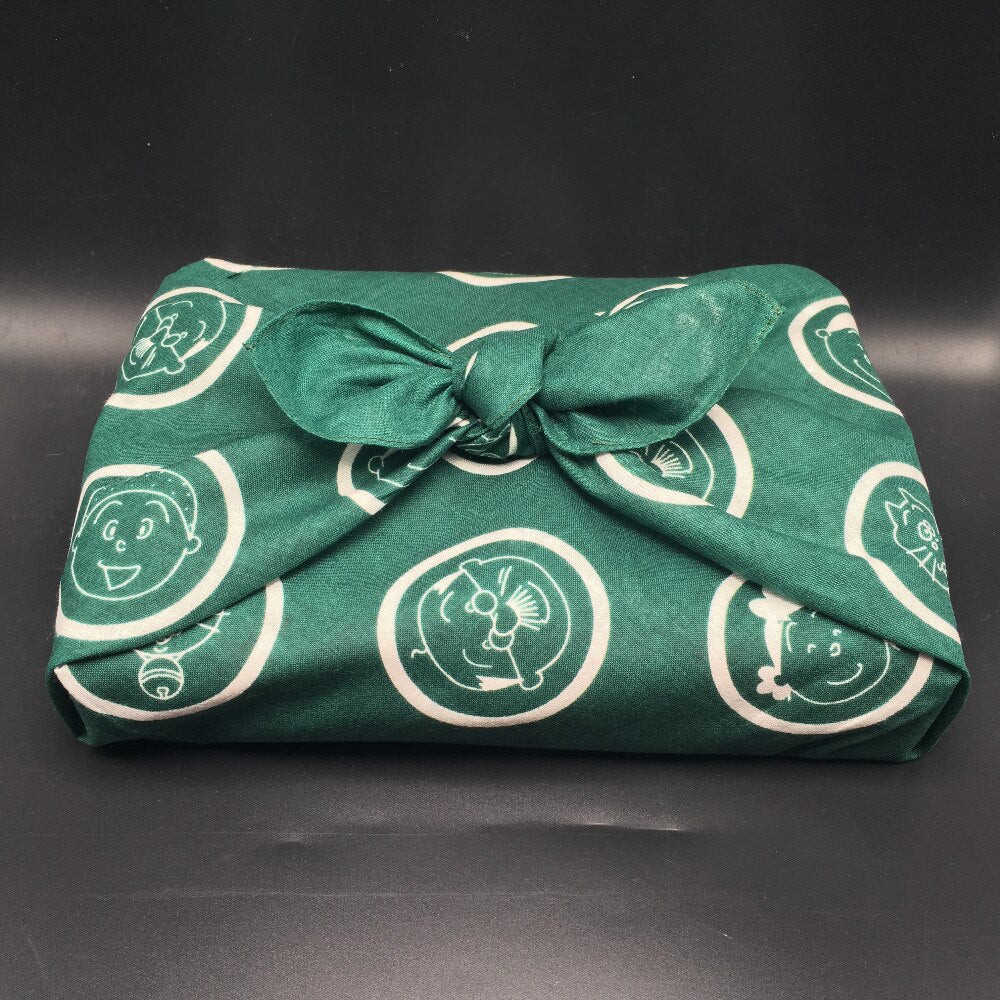 Furoshiki Japanese style wrapping cloth