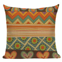 Load image into Gallery viewer, Boho Cushion Cover