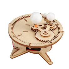 Load image into Gallery viewer, Science Experiment Wooden Puzzle with Gear Hand-Craft Toys for Kids Or Adults