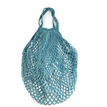 Laden Sie das Bild in den Galerie-Viewer, Large Cotton Mesh Totes Shopping Bag