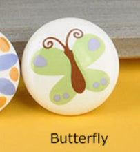 Laden Sie das Bild in den Galerie-Viewer, ceramic Knob with Multi-pattern  For Baby & Kid's Room