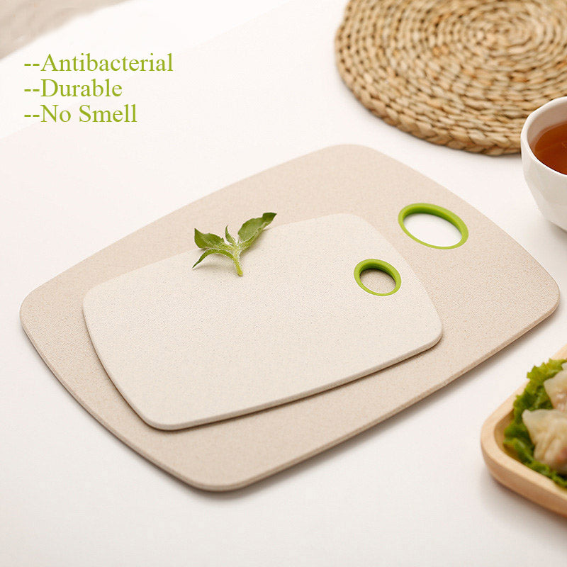 Wheat Straw Cutting Board 2pcs/Set