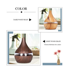 將圖片載入圖庫檢視器 USB Electric Aroma Air Diffuser & Ultrasonic Air Humidifier