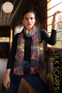 Colorful Pattern Scarf