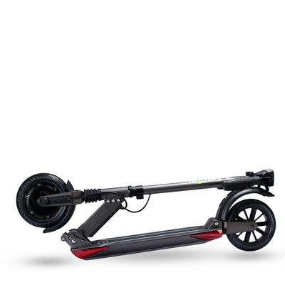 E-twow folding electric scooter stores and travels easily.