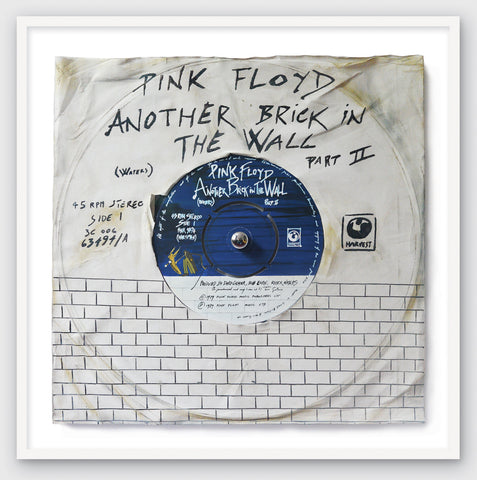 """Another Brick In The Wall Part 2"" by Pink Floyd Limited Edition Prints of Original Painting"