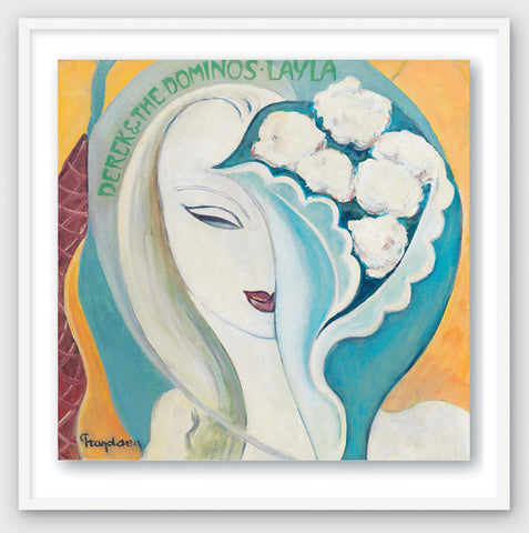 'Layla'' by Derek and the Dominos Limited Edition Print of Original Painting