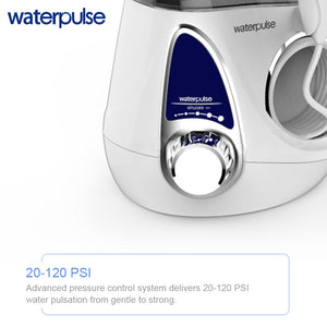 Waterpulse V600 Water Flosser Electric Dental Countertop Professional Oral Irrigator For Teeth