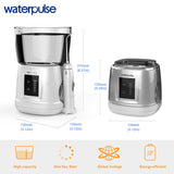 Waterpulse V700P Water Flosser Electric Dental Countertop Professional Oral Irrigator For Teeth