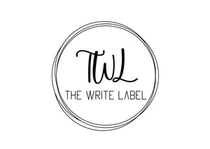 The Write Label