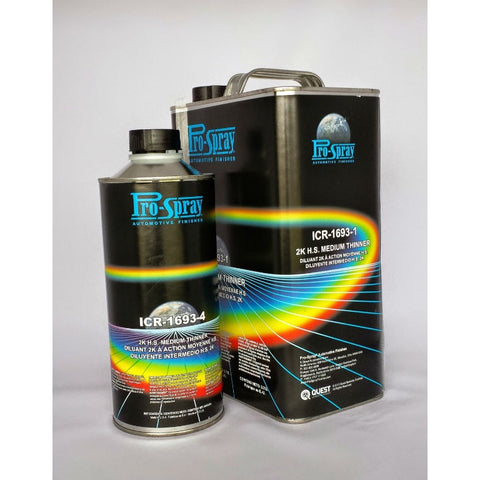 Pro Spray Thinner Premier Paint Supply