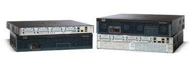 Cisco 2900 Series Integrated Services Routers