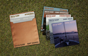 Delta Sleep - Soft Sounds - LP