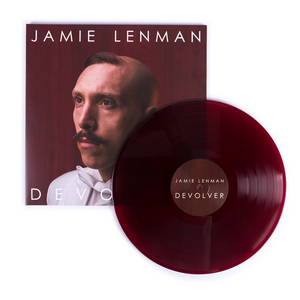 Jamie Lenman - Devolver LP / CD