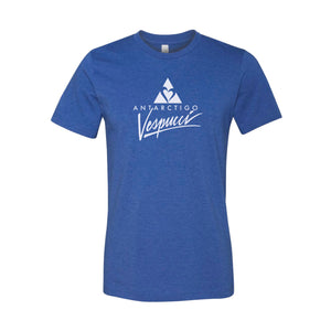 Antarctigo Vespucci  – Love In The Time of E-Mail – T-Shirt