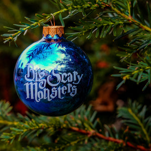 Big Scary Monsters Christmas Bauble