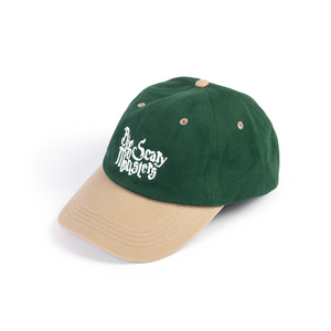 Big Scary Monsters Logo Dad Caps